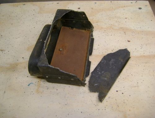 1950 Ford Air Handler Box
