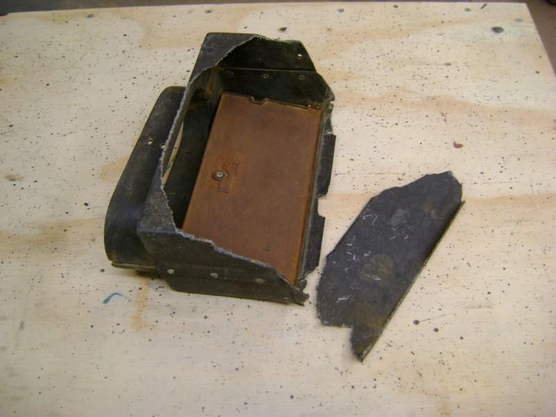 1950 Ford Air Handler Box (1)