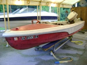 1972 Runabout 15ft Paint Job (1)