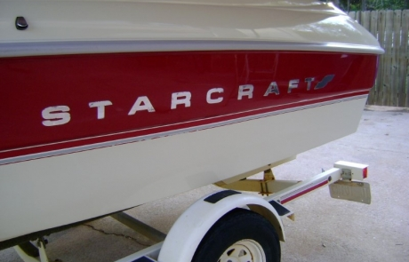 1995 StarCraft 1710 Tree Damage (1)