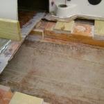 2001 Nitro 175 Sport-Floor Repair (2)