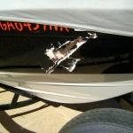 2006 Yamaha Ar230Ho Hull Damage (1)