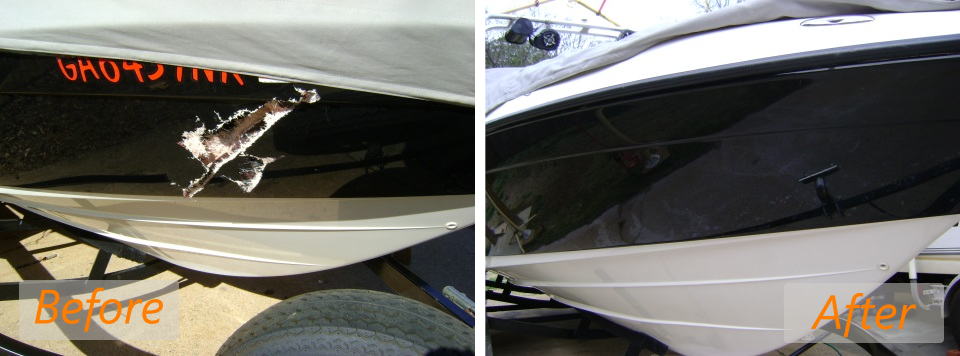 2006 yamaha ar230 crash damage before and after