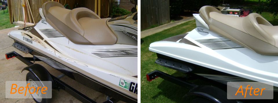 2008 yamaha vx cruiser before and after