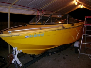 1980 Sea Swirl 17ft Yellow (1)