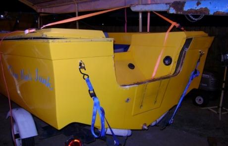1980 Sea Swirl 17ft Yellow (2)