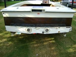1982 MasterCraft Ski Boat (2)