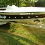 1982 MasterCraft Ski Boat (3)