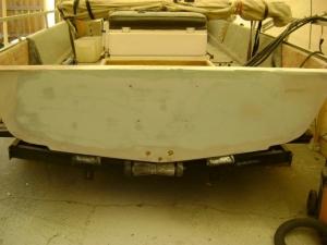 1987 Ski Barge Custom Transom (11)