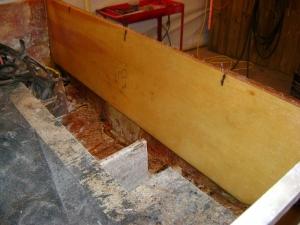 1987 Ski Barge Custom Transom (7)