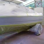 1988 Bayliner Capri Paint Job (8)