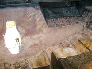 1988 Chaparral 210 Transom Repair (6)
