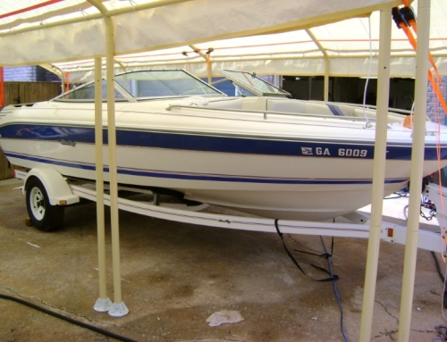 1992 Sea Ray 200 Bowrider
