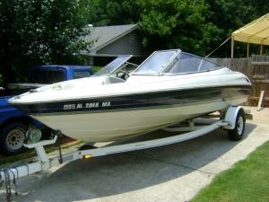 2003 Bayliner 18ft Bowrider (1)