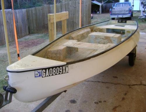 2004 riverhawk custom fiberglass atlanta for Fish hawk atlanta