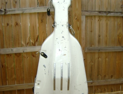 Double Bass Instrument Case
