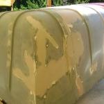Tractor Trailer Rear Door Cover (12)