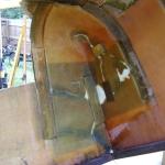 Tractor Trailer Rear Door Cover (4)
