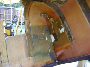 Tractor Trailer Rear Door Cover (4)